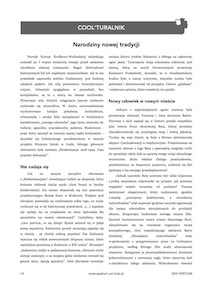 <a href='http://issuu.com/sknspatium/docs/kwartal-1-2010/14'>Narodziny nowej tradycji</a>