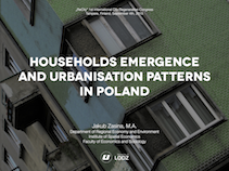 Households Emergence and Urbanisation Patterns in Poland