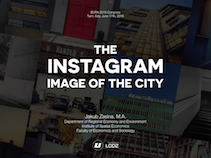 The Instagram Image of The City