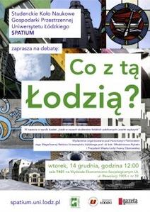 <a href='http://spatium.uni.lodz.pl/?page_id=222'>Debata Co z tą Łodzią?</a>